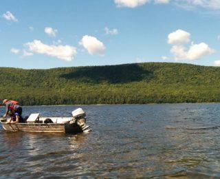 La santé des lacs