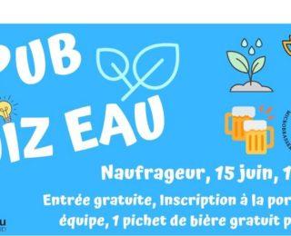 Pub Quiz Eau
